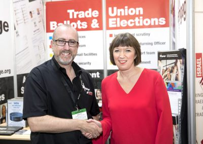 TUC Stands at TUC Congress, Manchester 2018© Jess Hurd