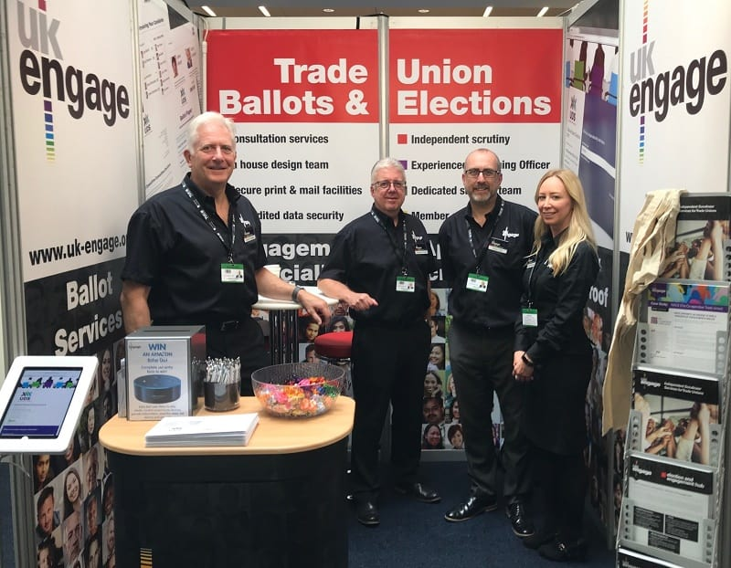 Independent Scrutineer for Trade Union Ballots