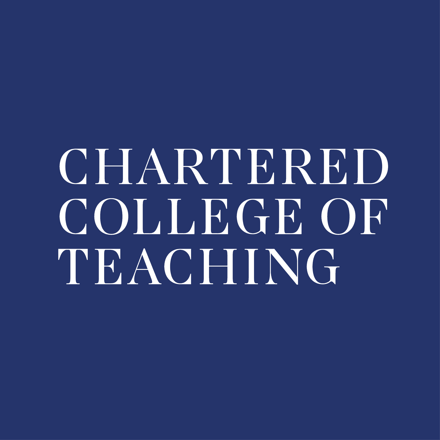 Chartered College of Teaching Elections
