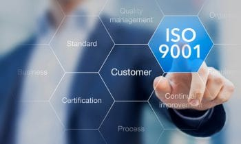 ISO certification and the provision of election services