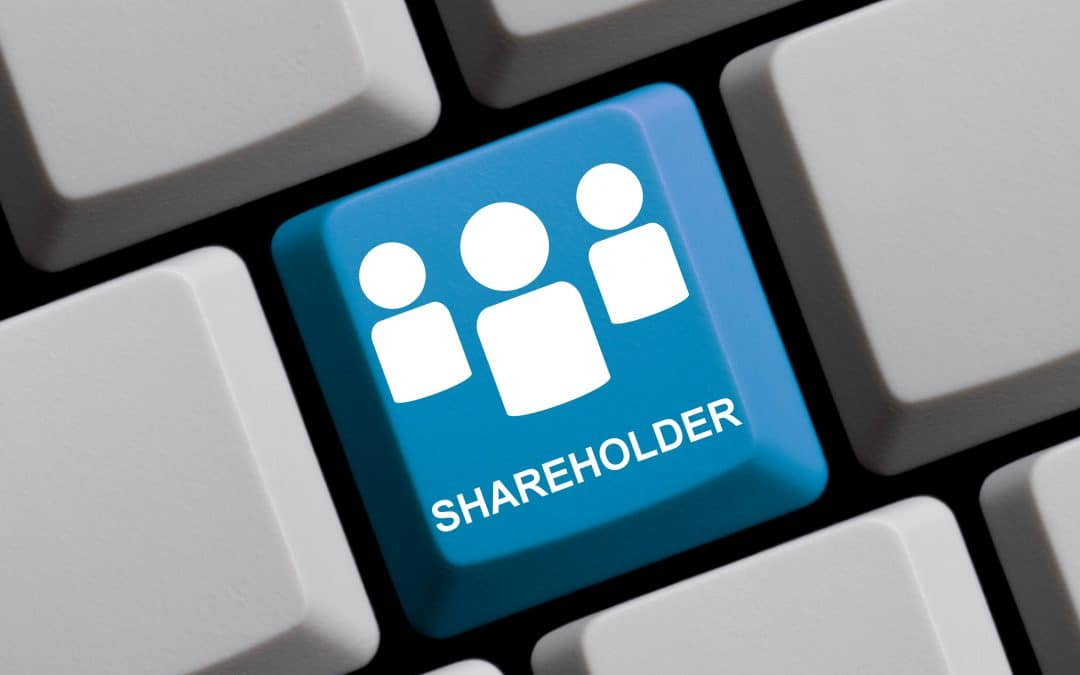 Shareholder Voting at General Meetings: Confirmation Receipt of Electronic Votes