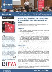 BIFM Case Study
