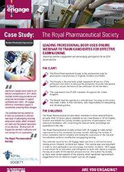 The Royal Pharmaceutical Society