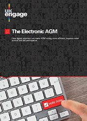 The Electronic AGM