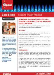 Leading Energy Provider